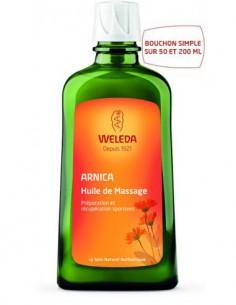 Huile de Massage à l'Arnica...