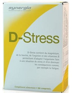 D Stress anti fatigue, 80...