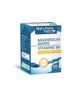 Magnésium Marin Vitamine B6...