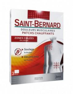 Saint-Bernard Patchs...