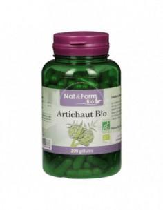 Artichaut Bio - 200 gélules