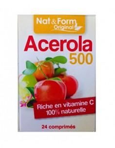 Acérola 500 - 24 comprimés