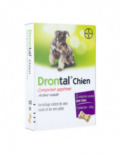 Bayer Drontal chien - 2...