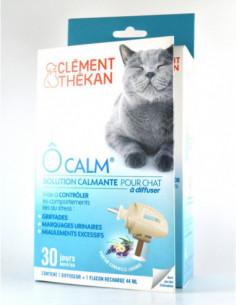 Ô-CALM Phéromone Chat KIT...