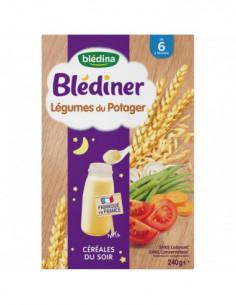 Blédîner Céréales Légumes...