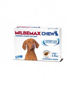 Milbemax Chew Chiens de 5...
