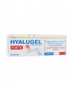 Hyalugel Forte gel buccal -...